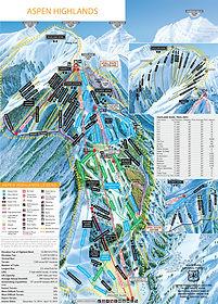 Heavenly Mountain Trail Maps
