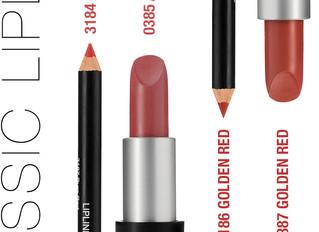 Lipstick & Lipliner - perfekt für den Valentinstag
