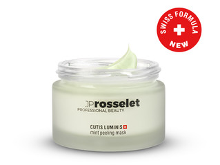 Mint Peeling Mask - Swiss Formula
