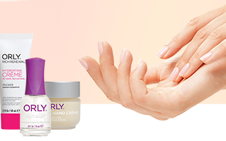 Orly Nagelprodukte