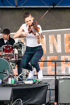 The Town Pants Sherman Celtic Festival Music