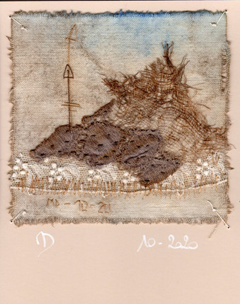 fragment n° 668 Martine Dubois © Adagp, Paris, 2021