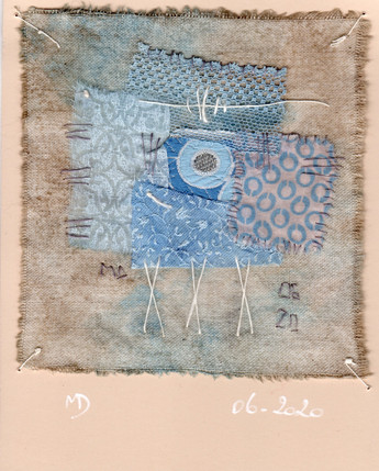 fragment n° 533 Martine Dubois © Adagp, Paris, 2021
