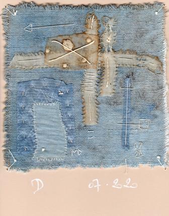 fragment n° 571 Martine Dubois © Adagp, Paris, 2021