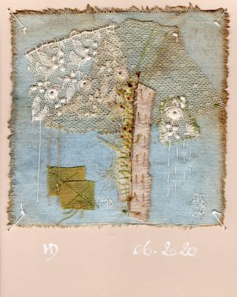 fragment n° 528 Martine Dubois © Adagp, Paris, 2021