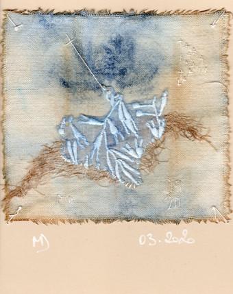 Fragment n°436 Martine Dubois © Adagp, Paris, 2021