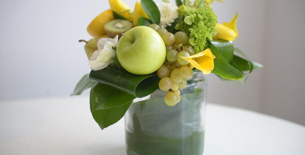 Apple lemon bouquet