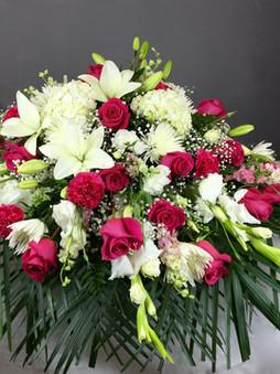 funeral death sympathy flow6er arrangeme