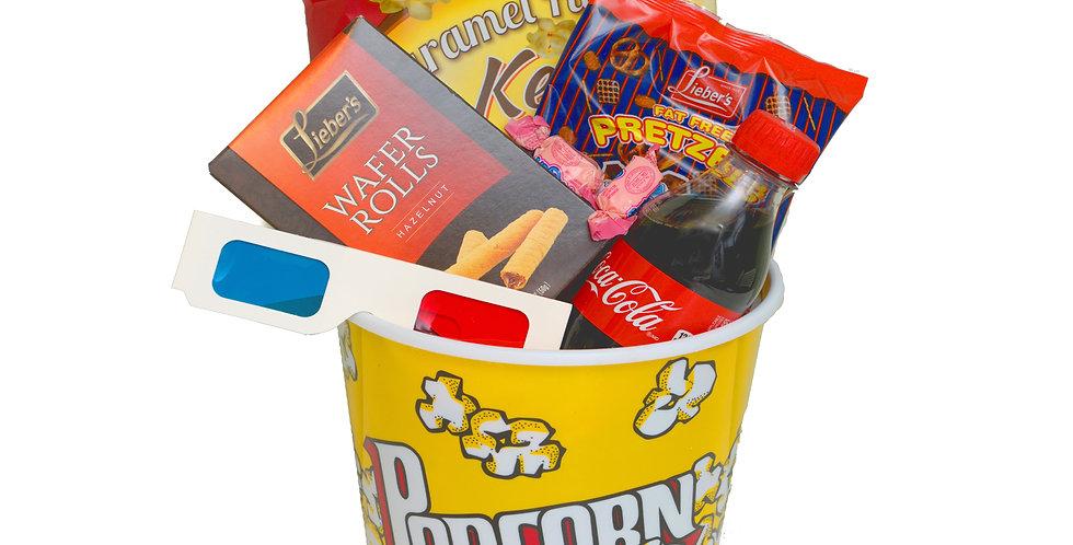 3D super popcorn Basket