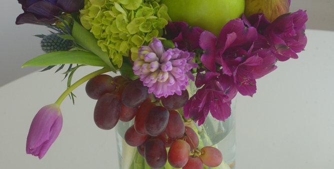 Fruity bouquet