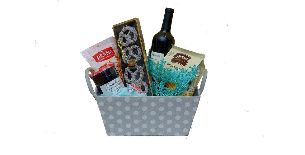 Luxury Wine Basket