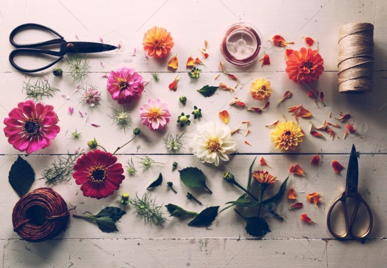 workshop fleurs Montreal