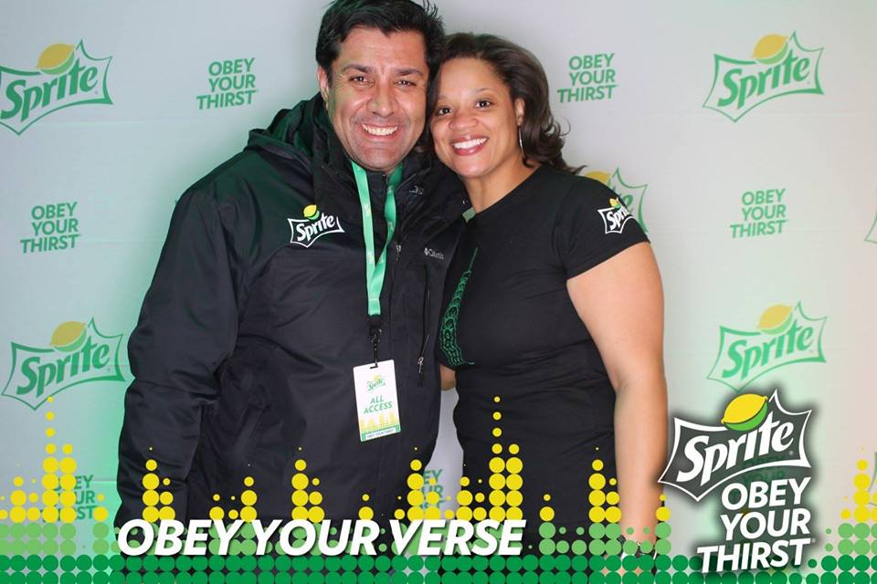 Sprite NBA All Star Weekend NYC