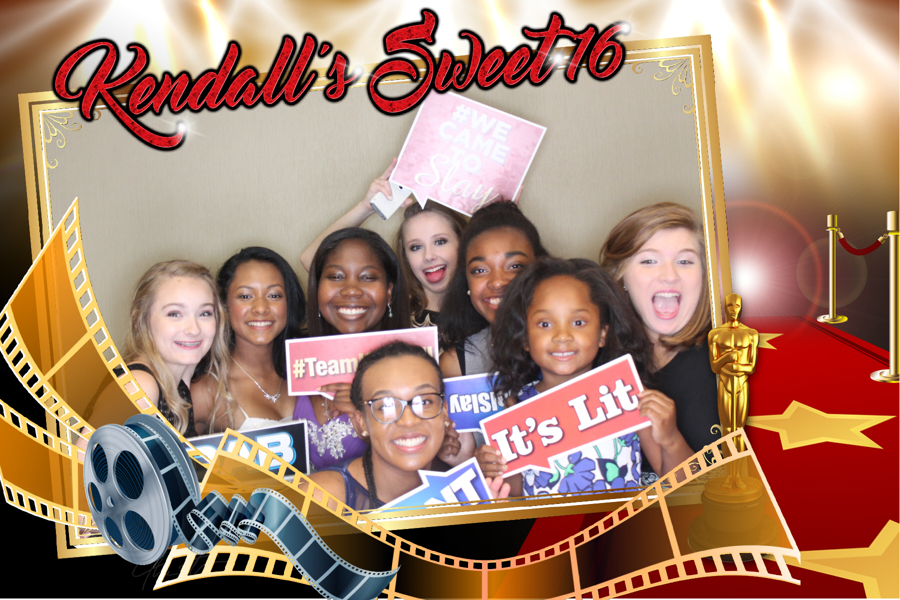 Kendall Sweet 16
