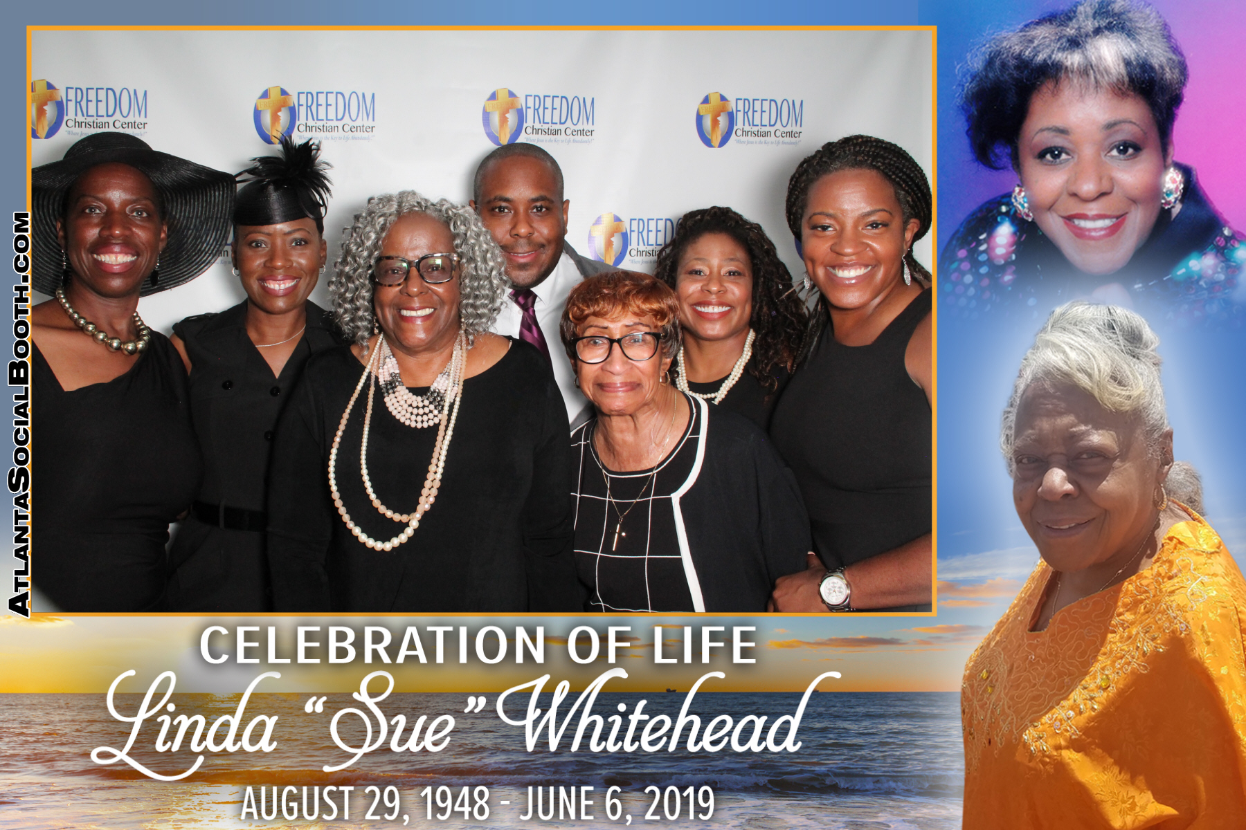 Linda Whitehead Celebration