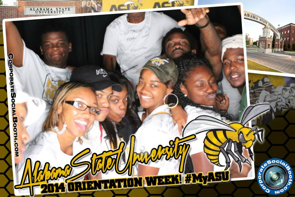 ASU Orientation Week #MyASU 2014