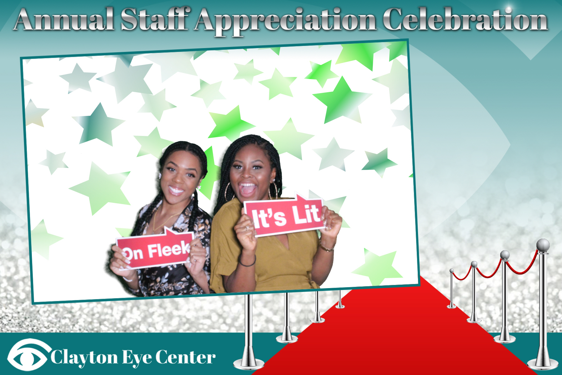 Clayton Eye Center (Stars)