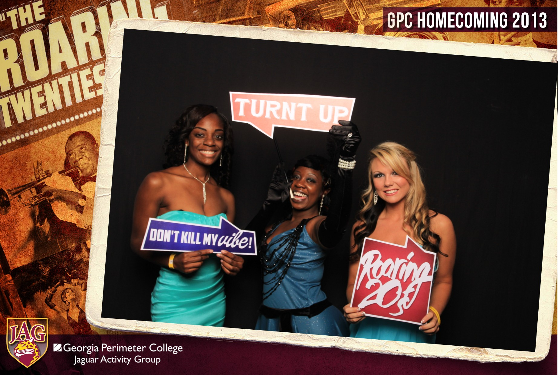 GPC Homecoming 2013