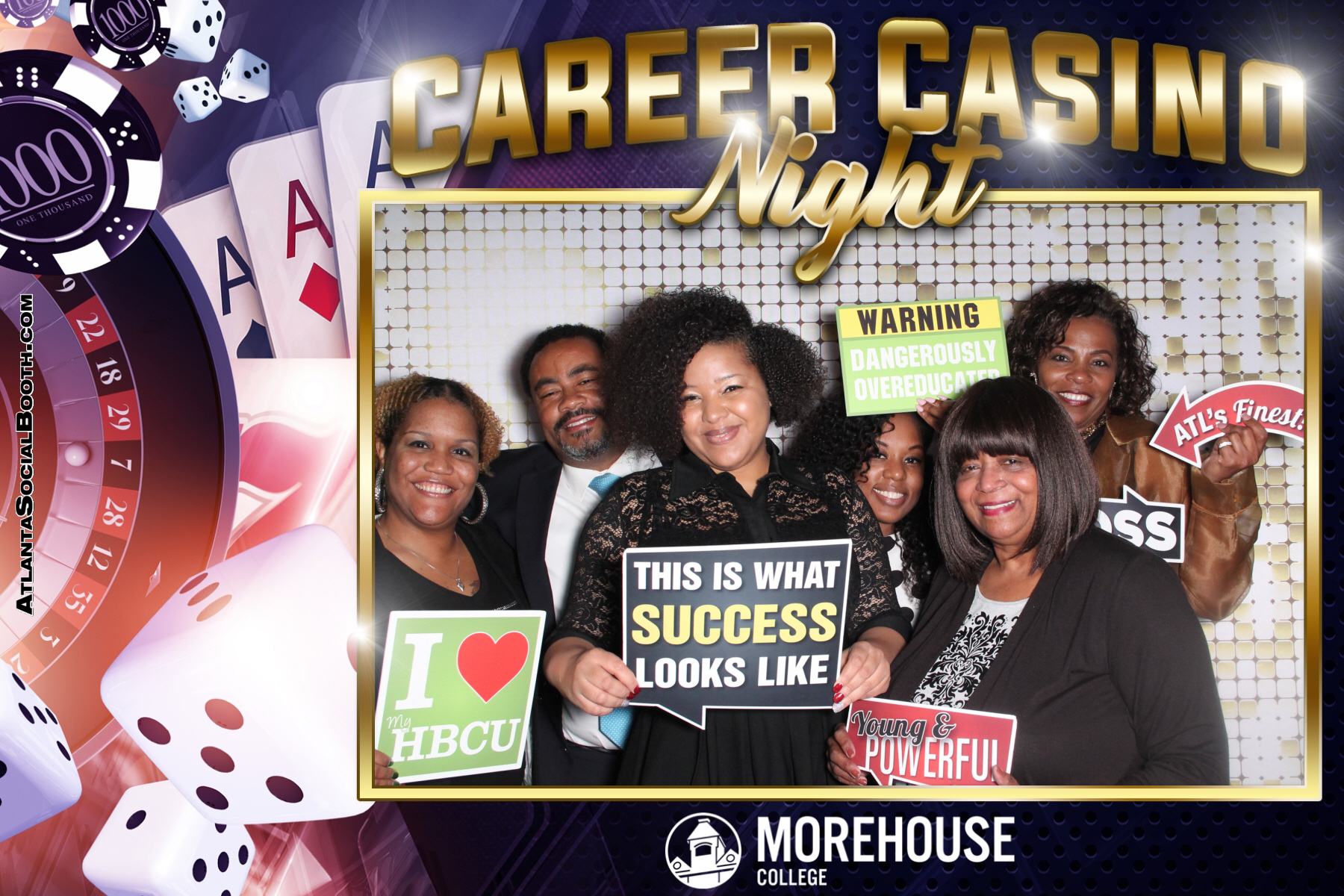 Morehouse College Career Casino Nigh