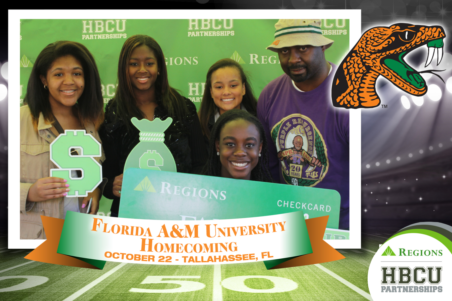 Regions - FAMU Homecoming