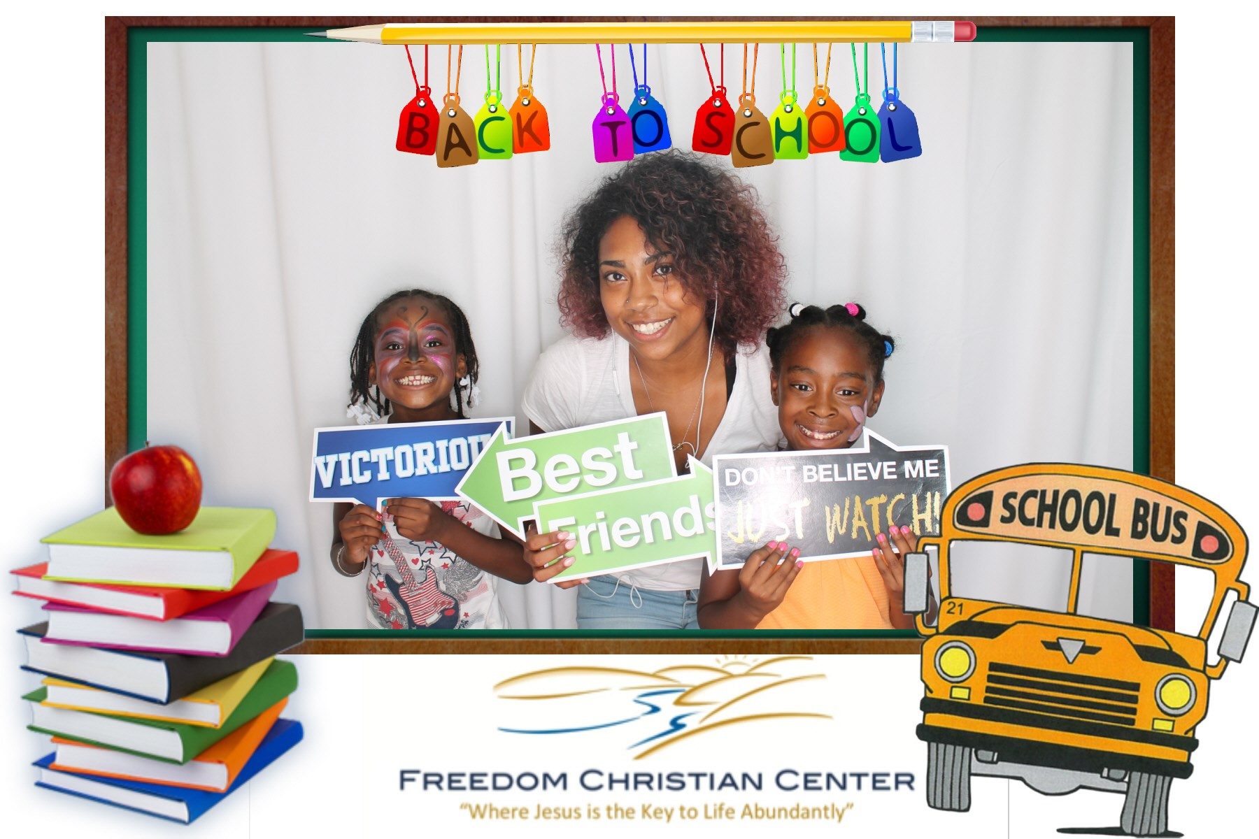 Freedom CC Back to School Jam