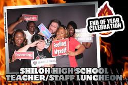 Shiloh HS Teacher/Staff Luncheon