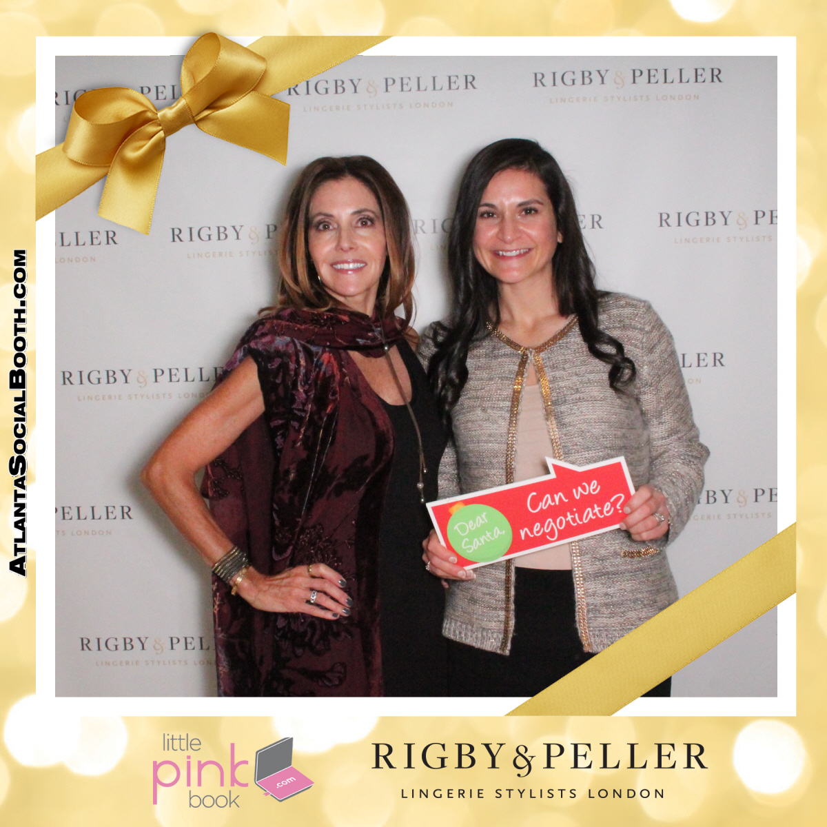 Rigby & Peller Holiday Party Social