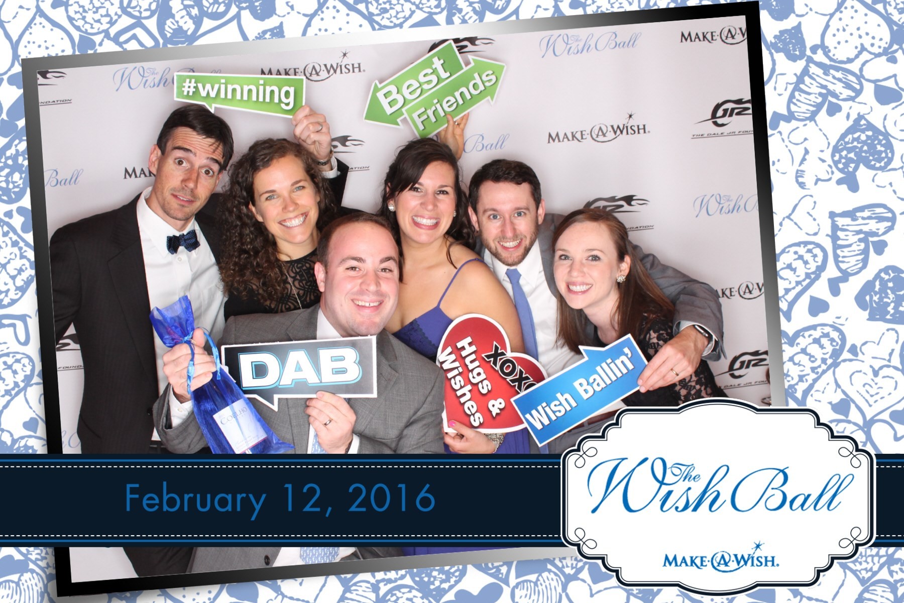 MakeAWish Photo Booth