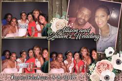 Allison and Shawn Wedding