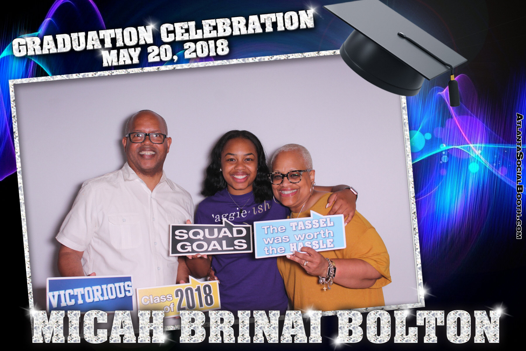 Bolton Graduation Party