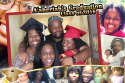 A'sheriah's Graduation