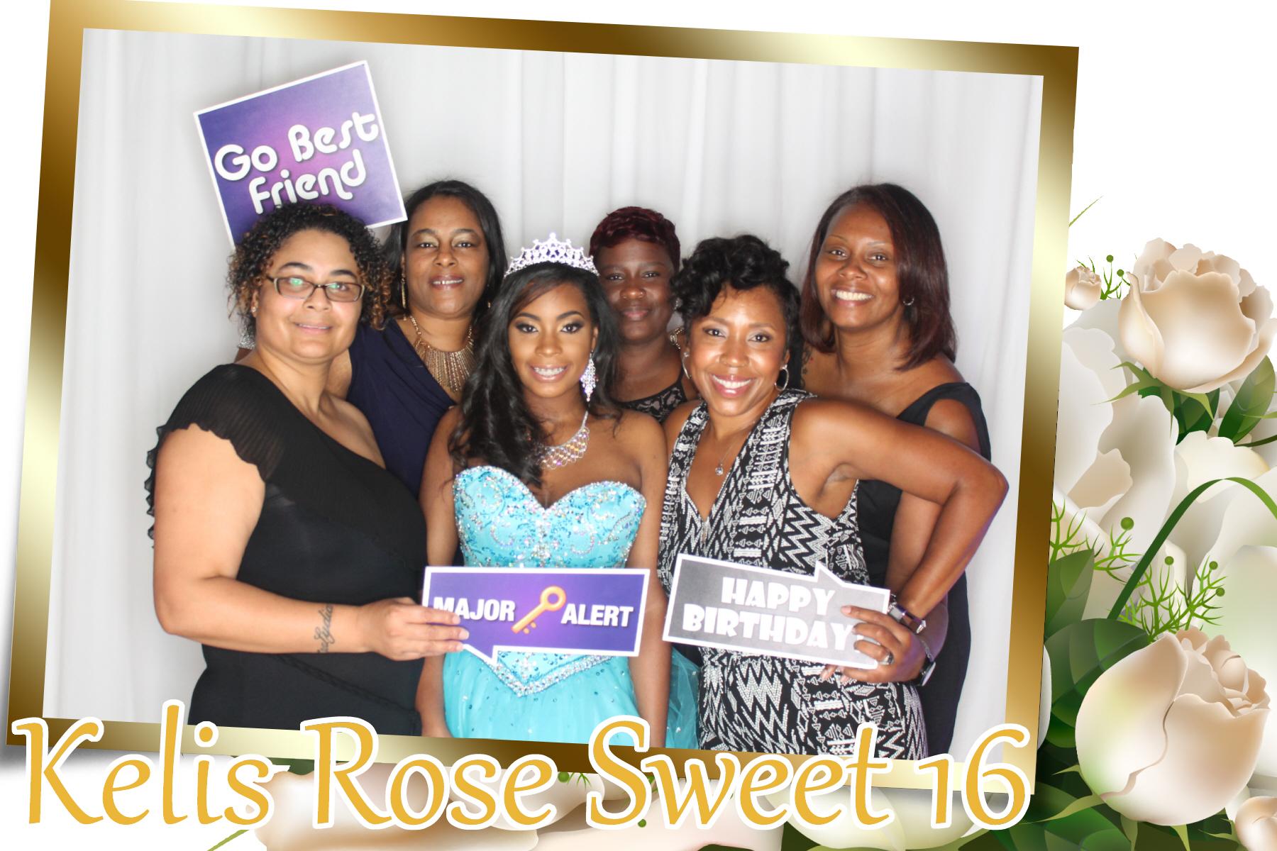 Kelis Sweet 16