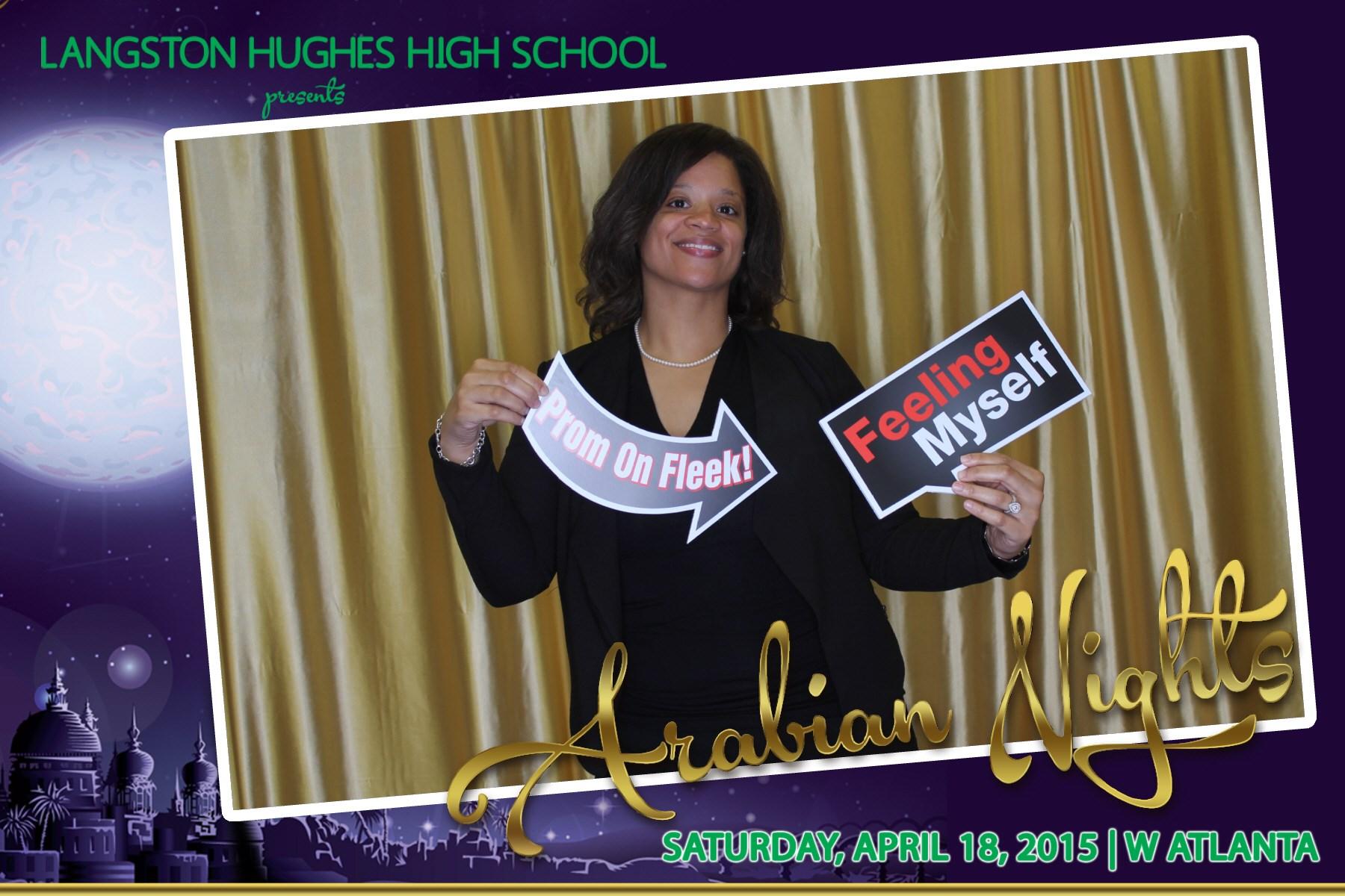 Atlanta Prom Photo Booth