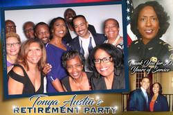 Tonya's Retirement Party