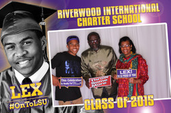 Lex #OnToLSU Graduation Party