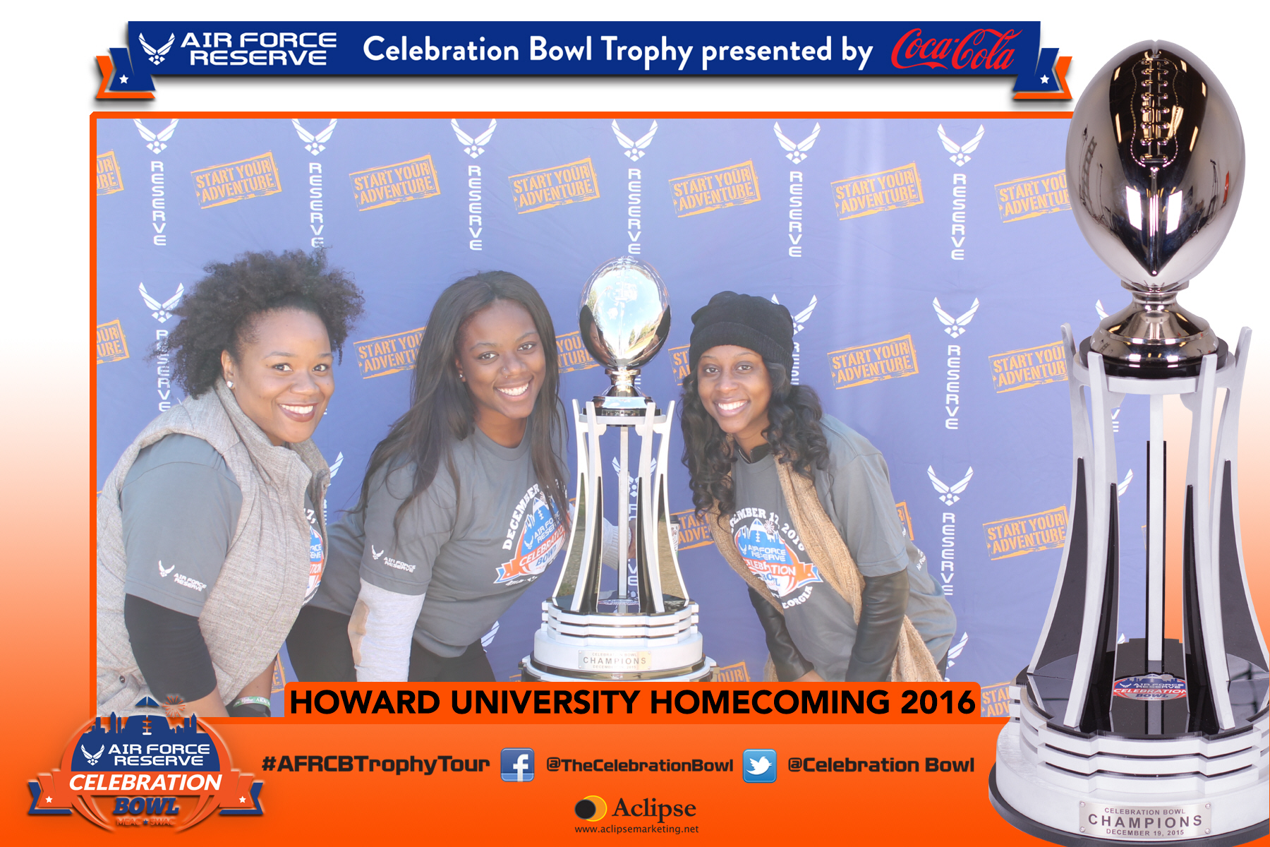 Air Force Reserve Howard Homecoming