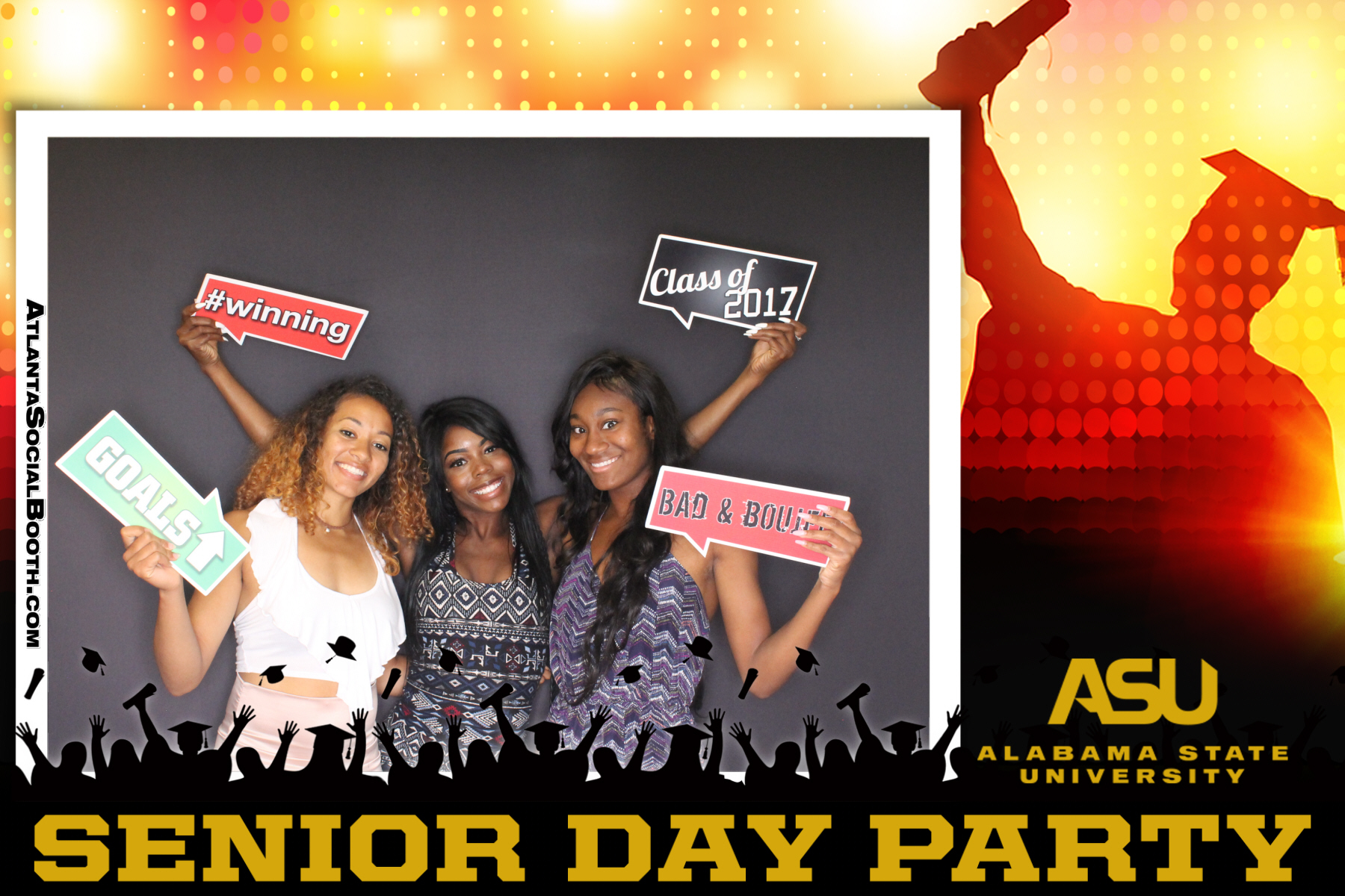 ASU Sr. Day Party