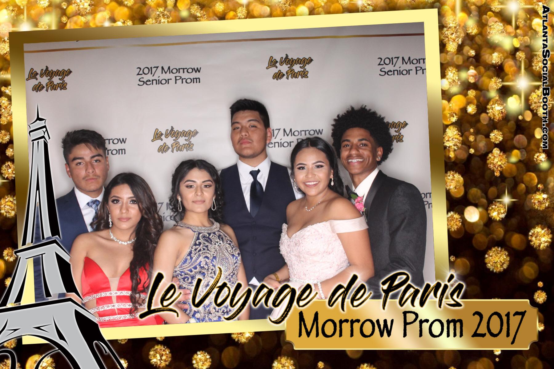 Morrow HS Prom 2K17
