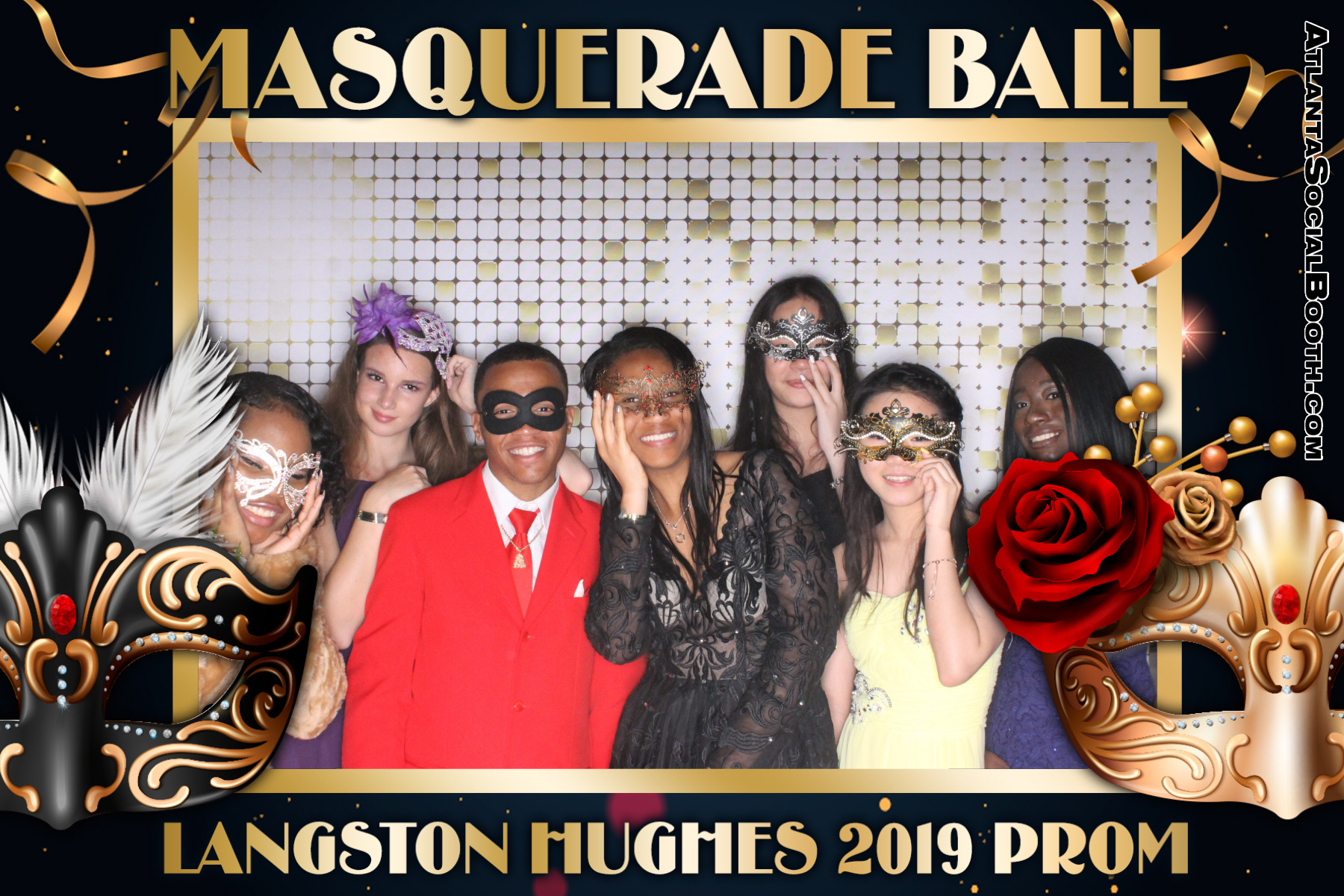 Langston Hughes High School Prom
