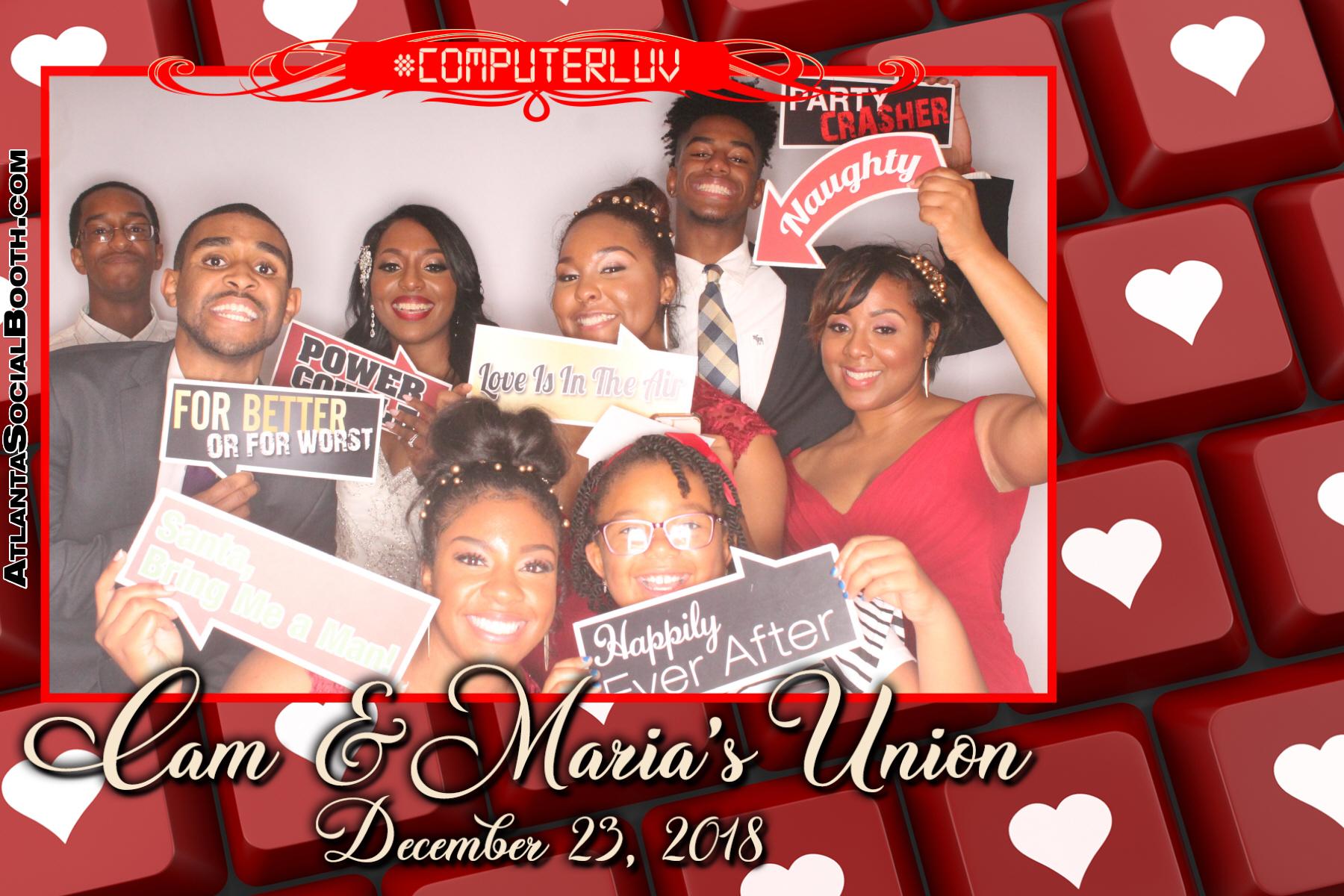 Cam & Maria's Union