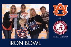 Auburn University Photo Booth