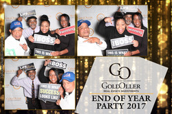 Gold Oller End of The Year Party