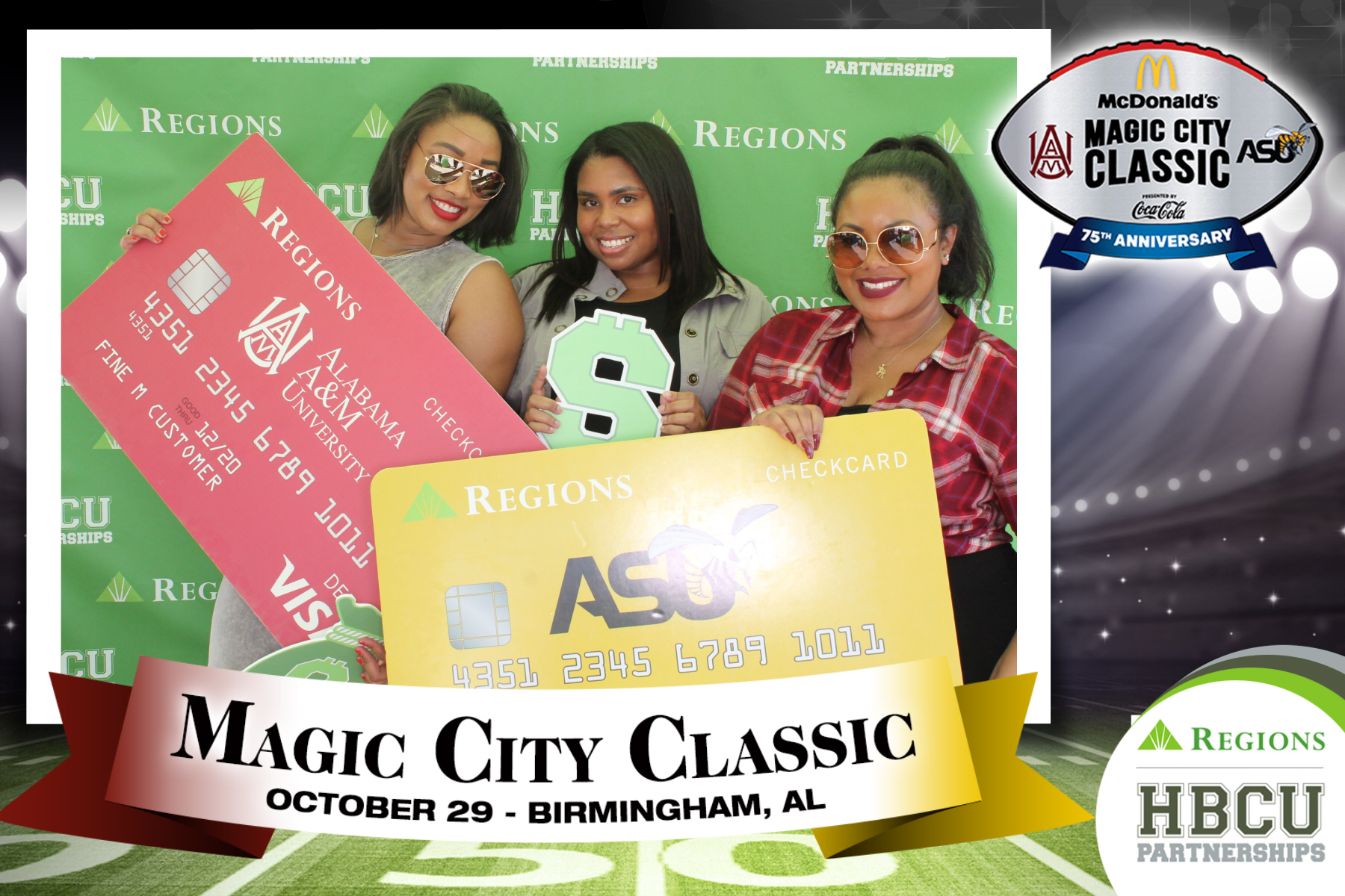 Regions - Magic City Classic