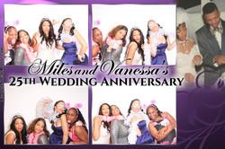 Miles and Vanessa Wedding Anniv