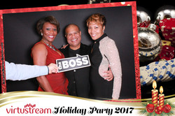 Virtustream Holiday Casino Party
