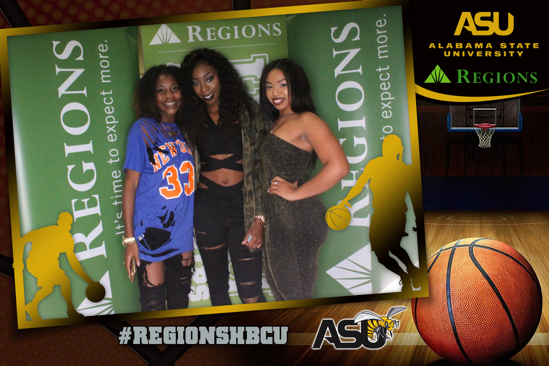 Regions / ASU Basketball Game