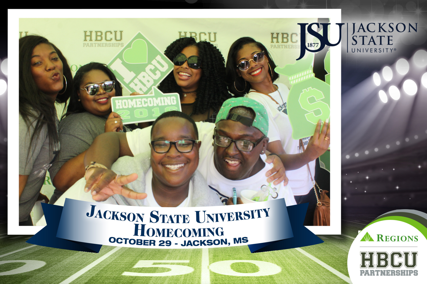 Regions - JSU Homecoming