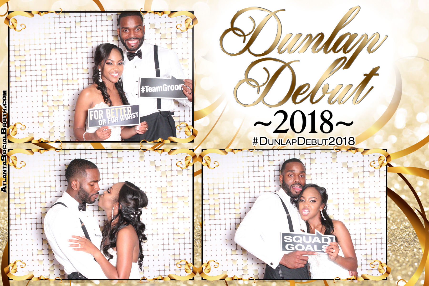 Dunlap Debut Wedding