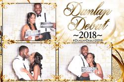 Dunlap Debut Wedding