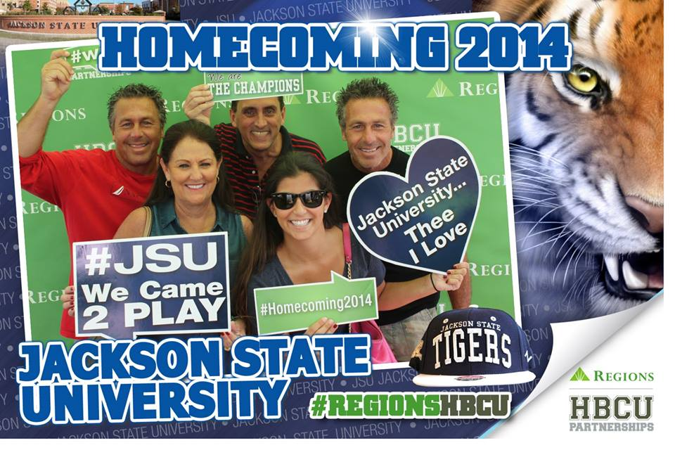 Regions HBCU JSU Homecoming